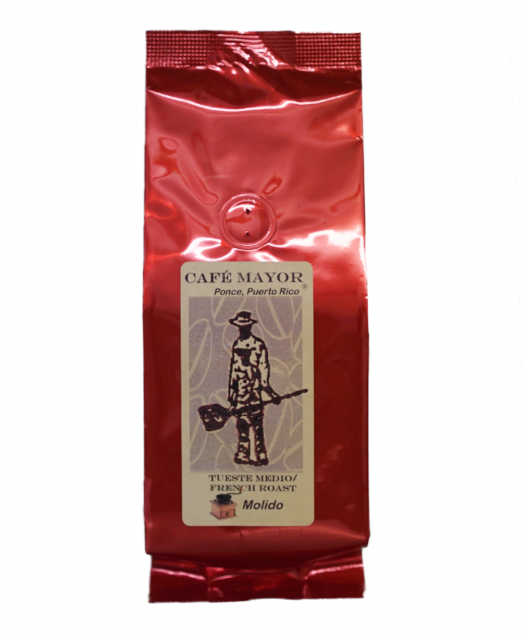 French Roast Café Mayor Whole Bean/Grano