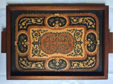 1940s Sorrento Inlaid Tray
