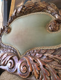 18th-Century Italian Fragment Made into Headboard