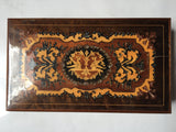 1940s Sorrento Inlaid Wooden Box   *FREE SHIPPING*