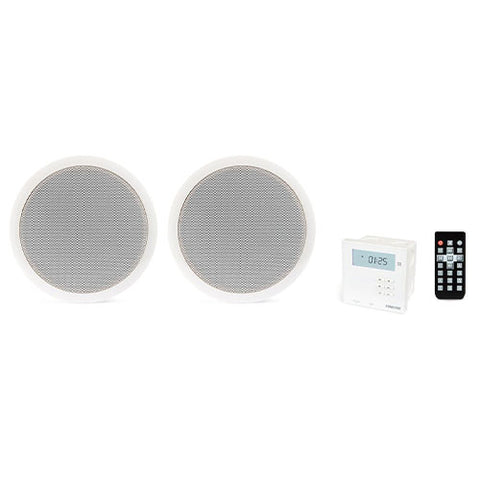 Kit Hilo Musical 2 Altavoces KS-06 - Etotalelectricidad