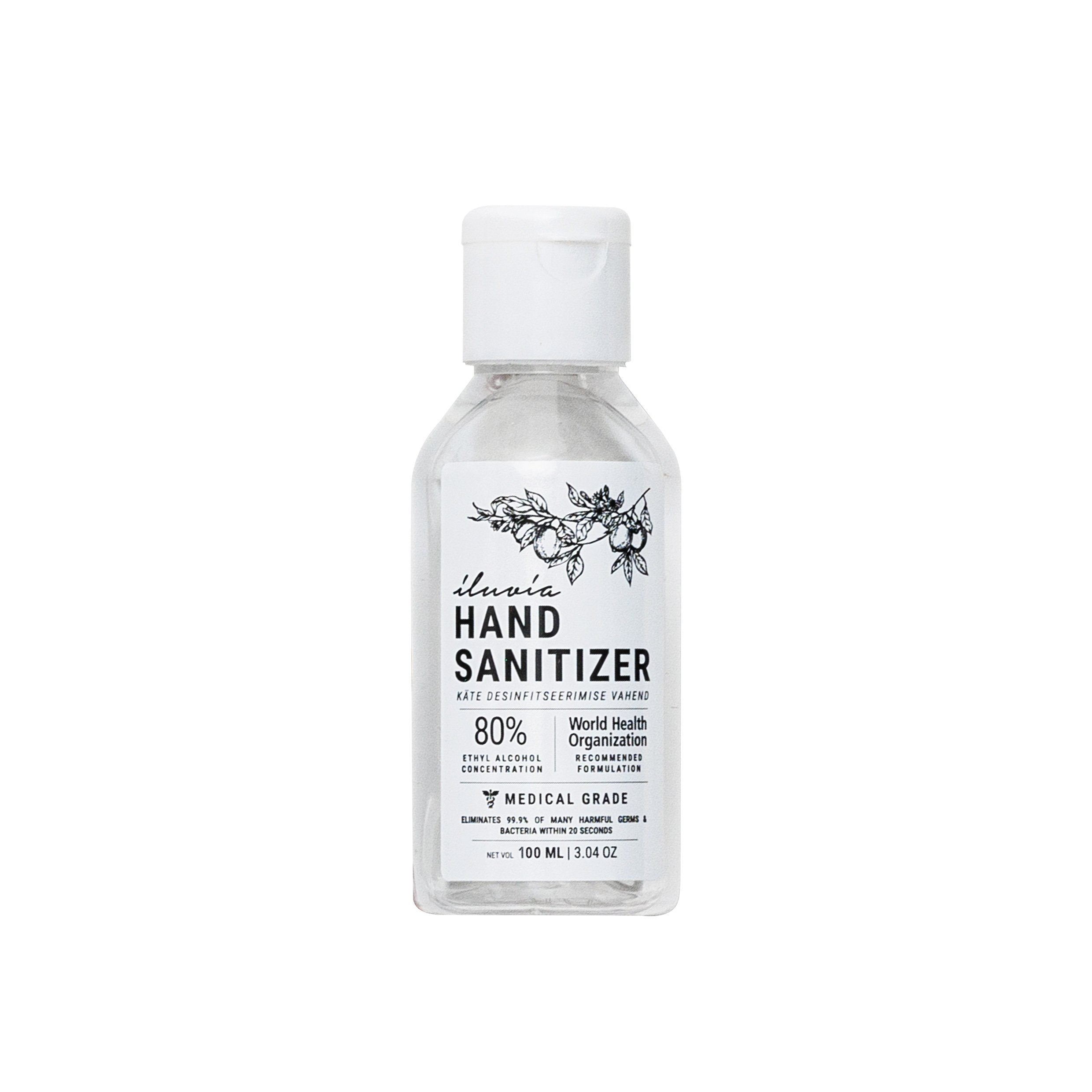GEL Sanitizer - 100ml - Packs of 6 (80% Alcohol)