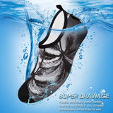 Vifuur Water Shoes Toe Cap Anti-Collision for Men Women