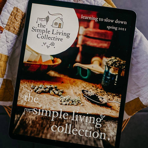 Spring 2021 Simple Living Collection