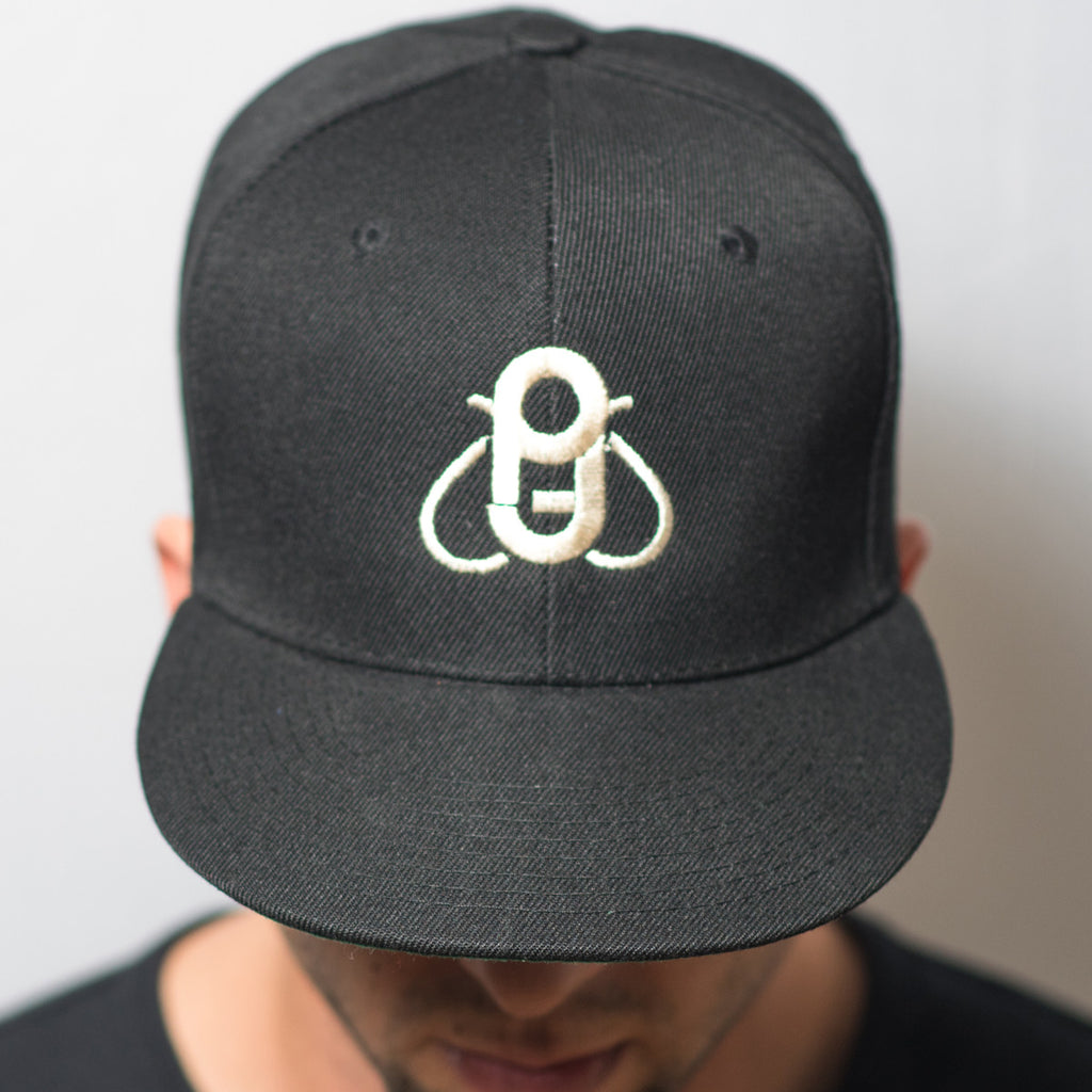New embroidered Logo Hats are here!