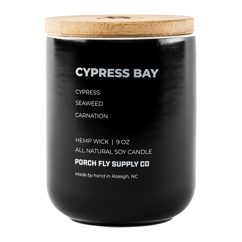 Cypress Bay Candle