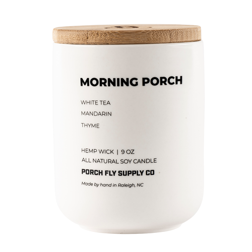 Morning Porch Candle