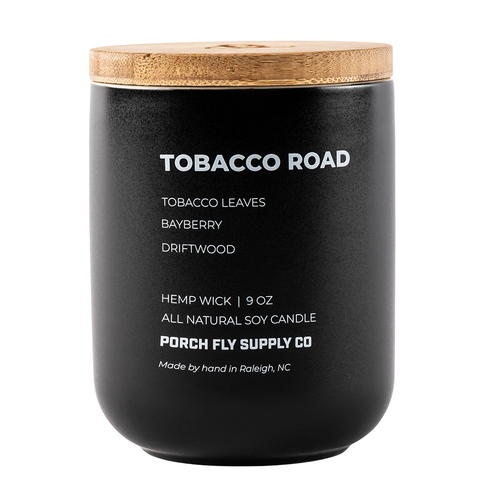 Tobacco Road Candle