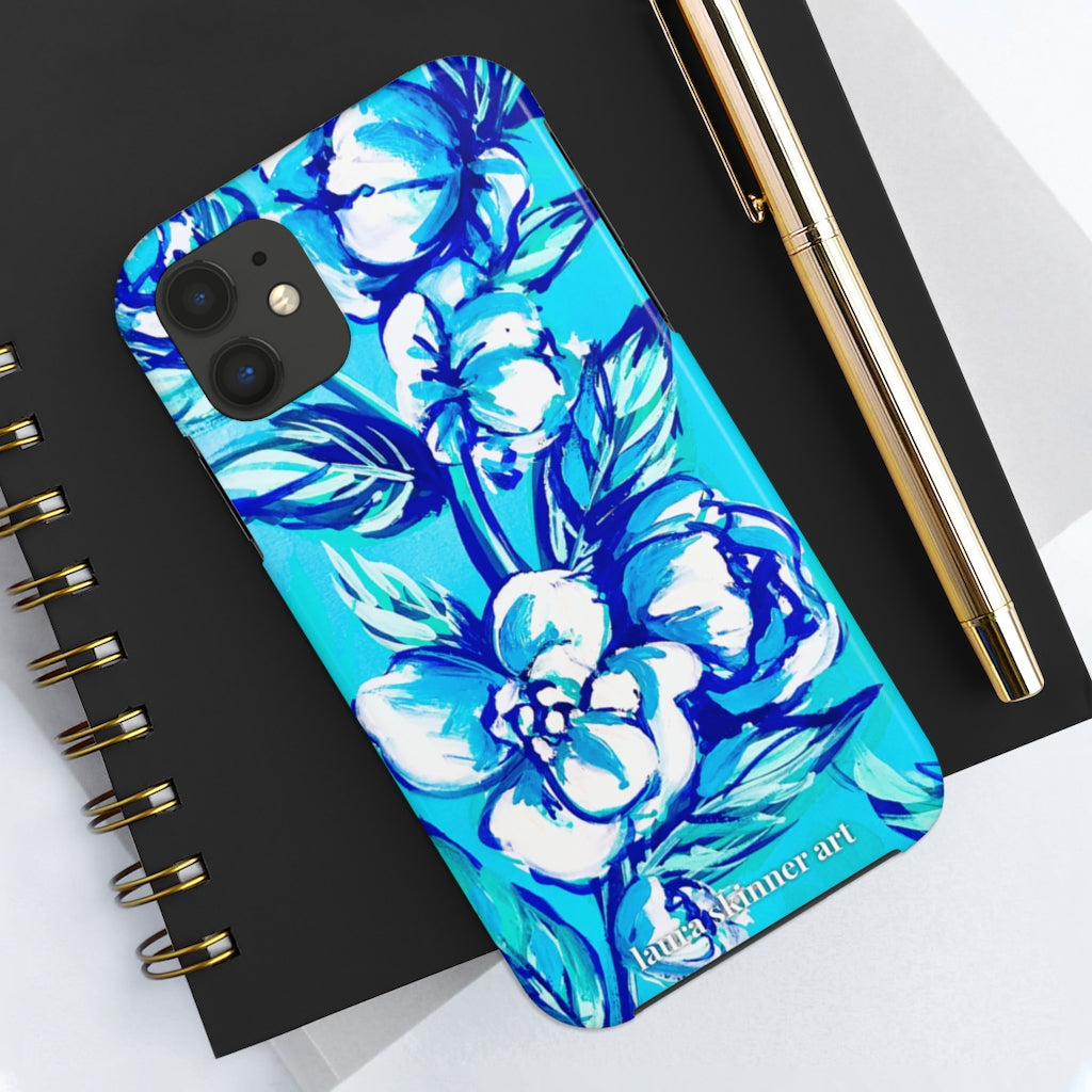 Hope Floral iPhone Case