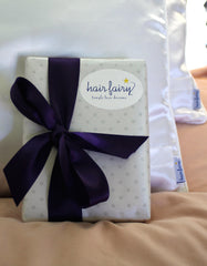Gift Wrap Box for Hair Fairy Satin Pillowcases