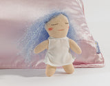 Harriet Doll for Girls Satin Pillowcases