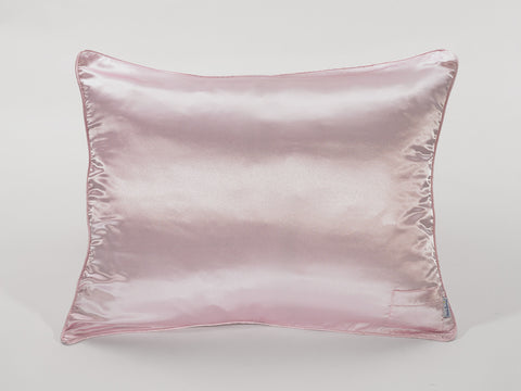 Pink Satin Pillowcase for Women/Teens
