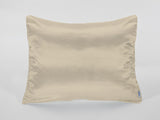 Oatmeal Satin Pillowcase for Women & Teens