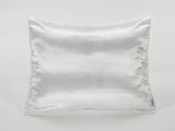White Satin Pillowcase for Women and Teen Girls