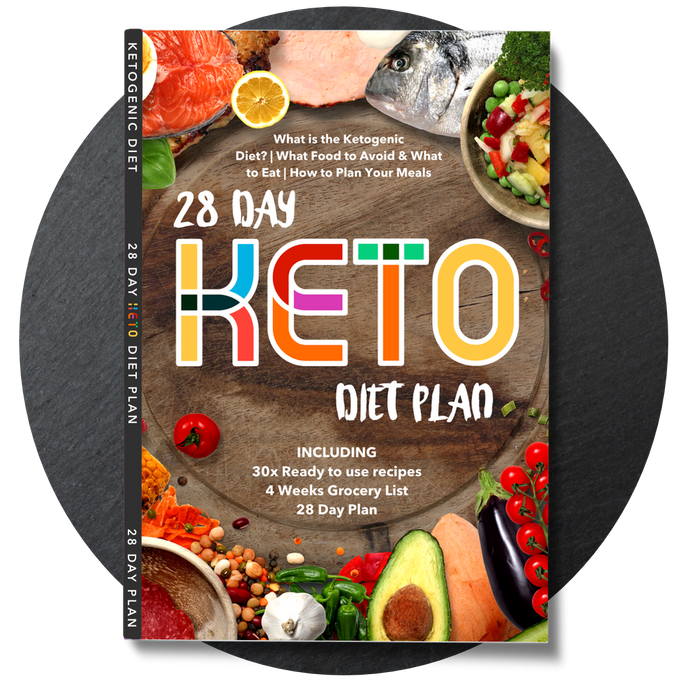 28 Day Keto Diet eBook