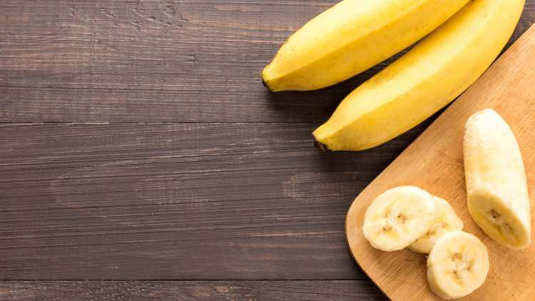 bananas are yet another food that burn fat while you sleep