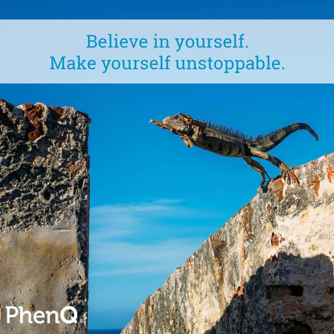 Weight loss tips - Believe in yourself. Make yourself unstoppable.