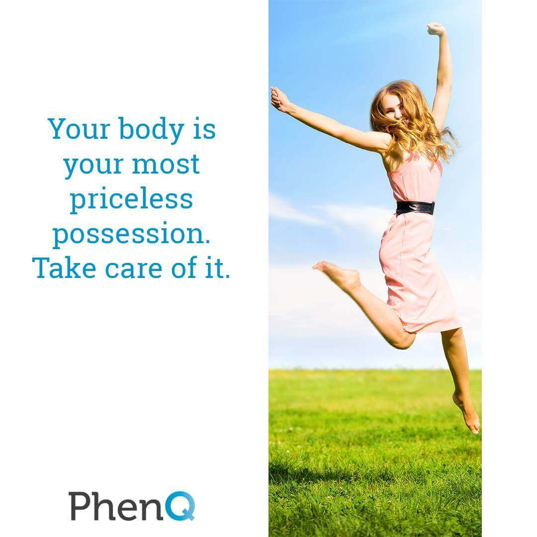Weight loss tips - Your body is your most priceless possession. Take care of it.