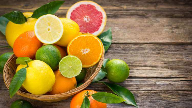 Eat all of these fat flushing citrus fruits before you sleep