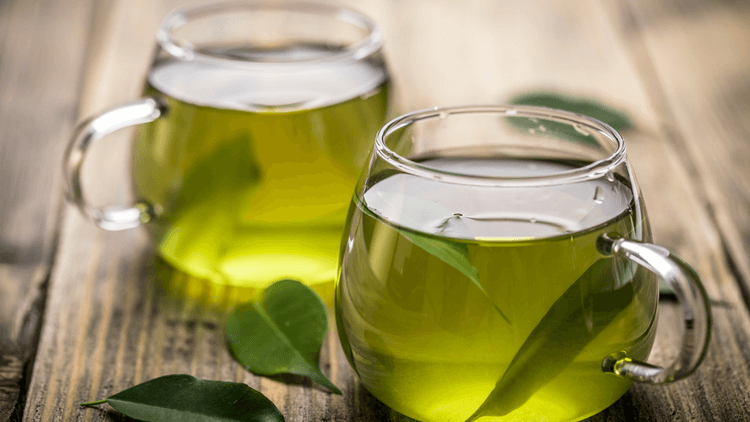 One of the most popular weight loss tips drink plenty of coffee and green tea