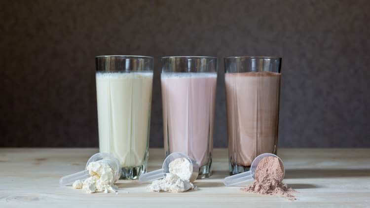 Liquid diet for before bariatric surgery