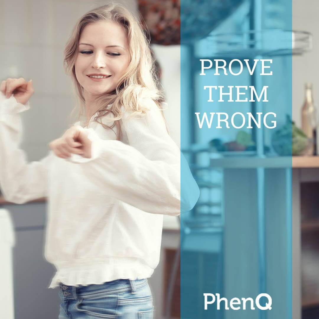 Weight loss quotes - Prove them wrong.