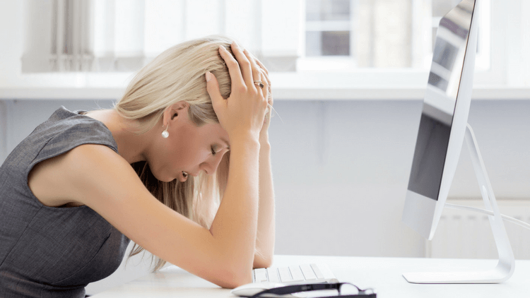 Stress also impacts your weight, do everything you can to reduce stress