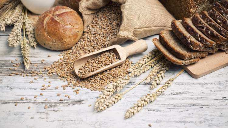 Whole grain foods also have fat-burning benefits