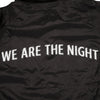 We Are The Night Coaches Jacket (glow in the dark)
