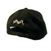 Gnarfield Snapback (black)