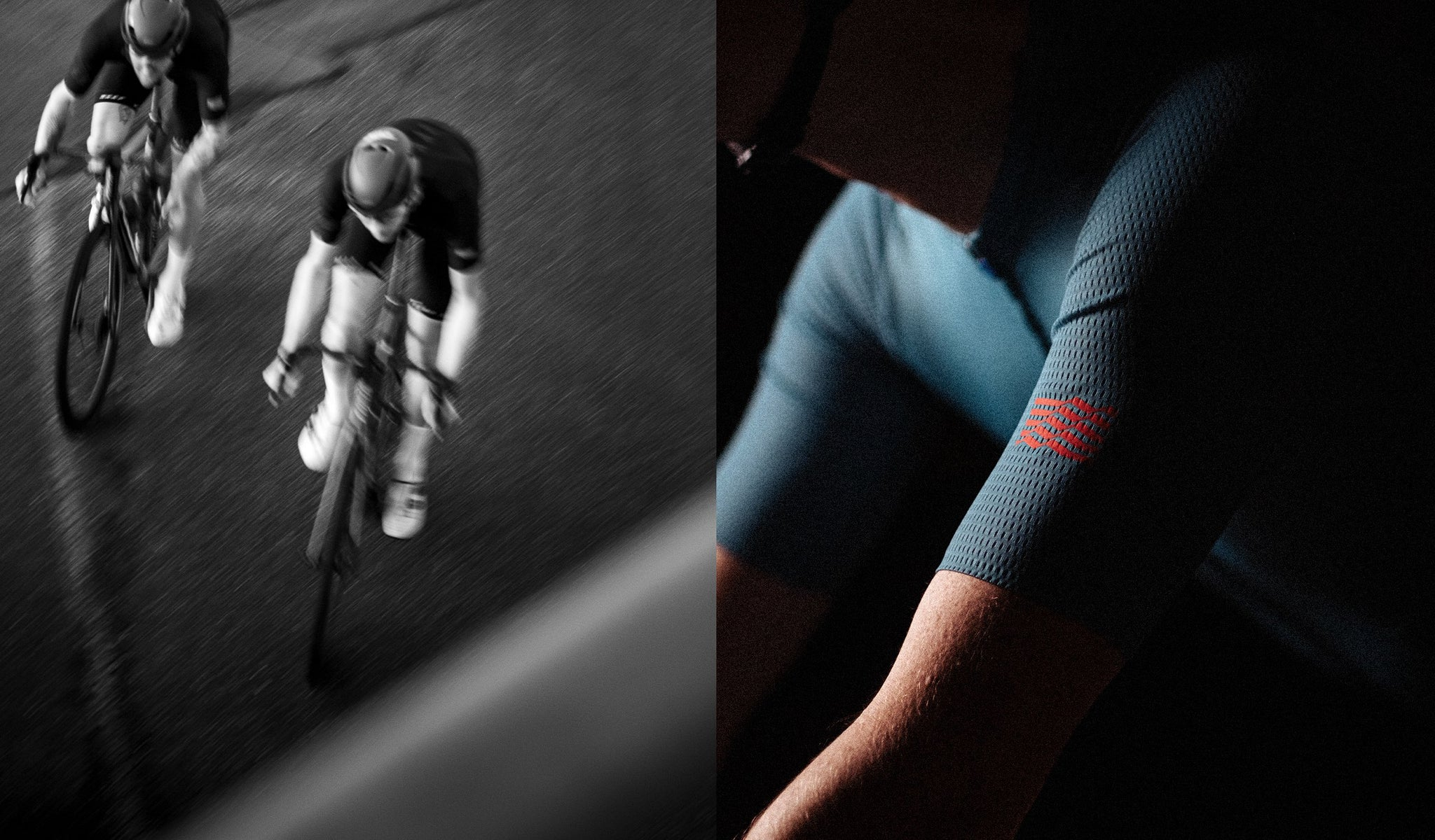 MAAP Stealth Race Fit Cycling Jersey in Cyan for riding in warm weather conditions.