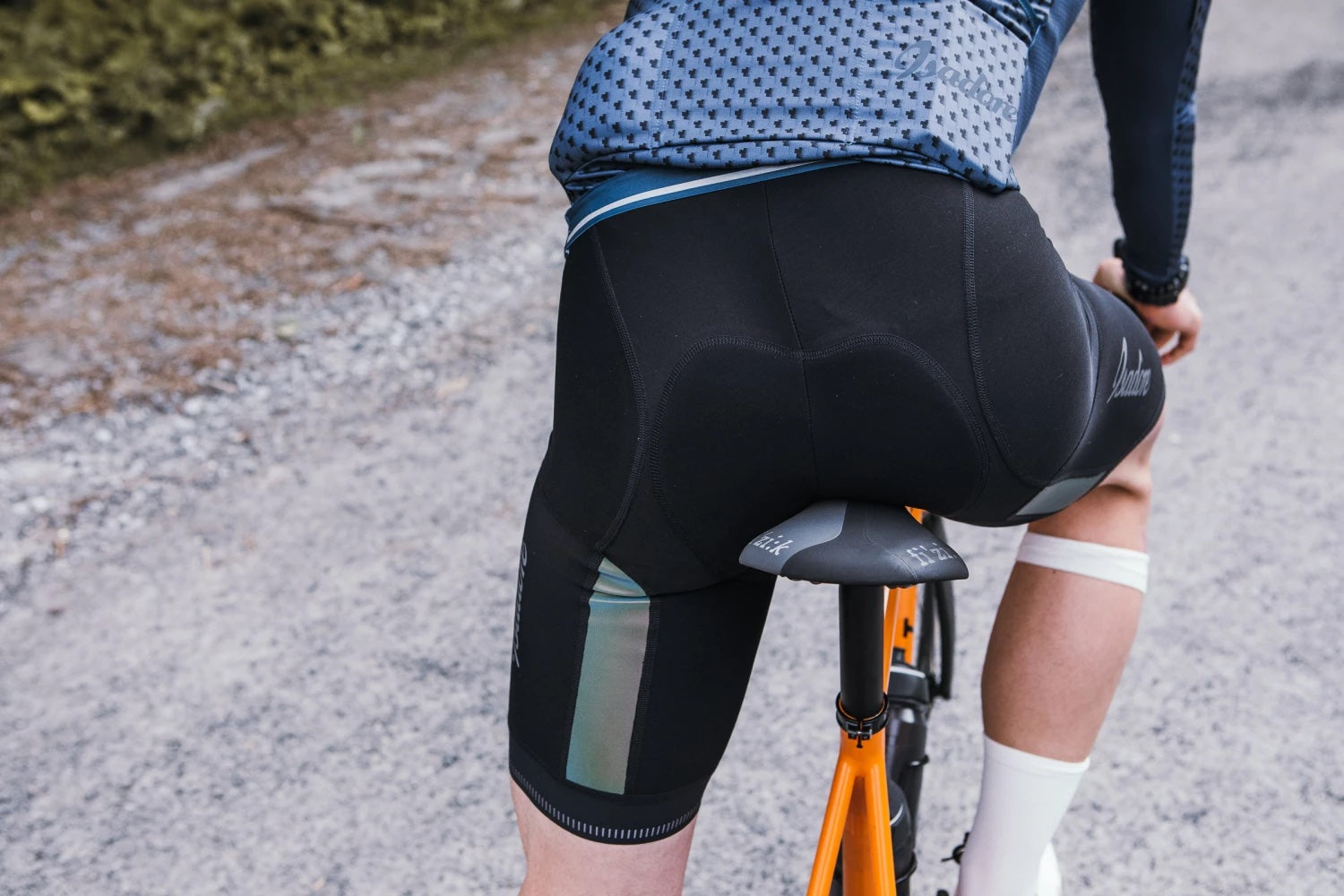 Comfortable Thermal Bib Shorts for Cold Days