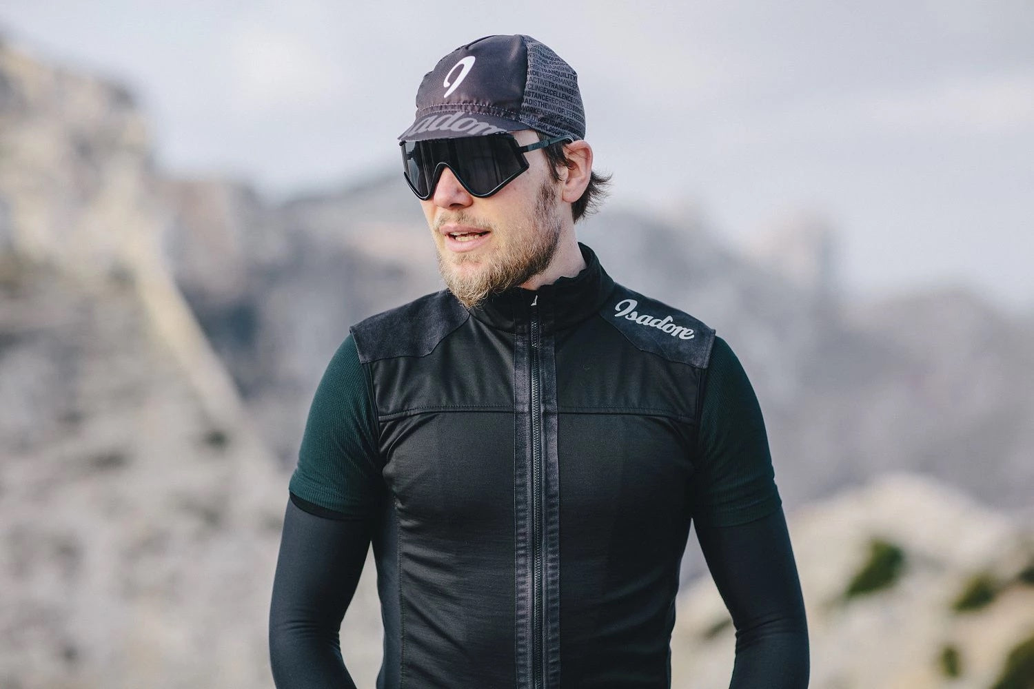 Insulated Cycling Jacket