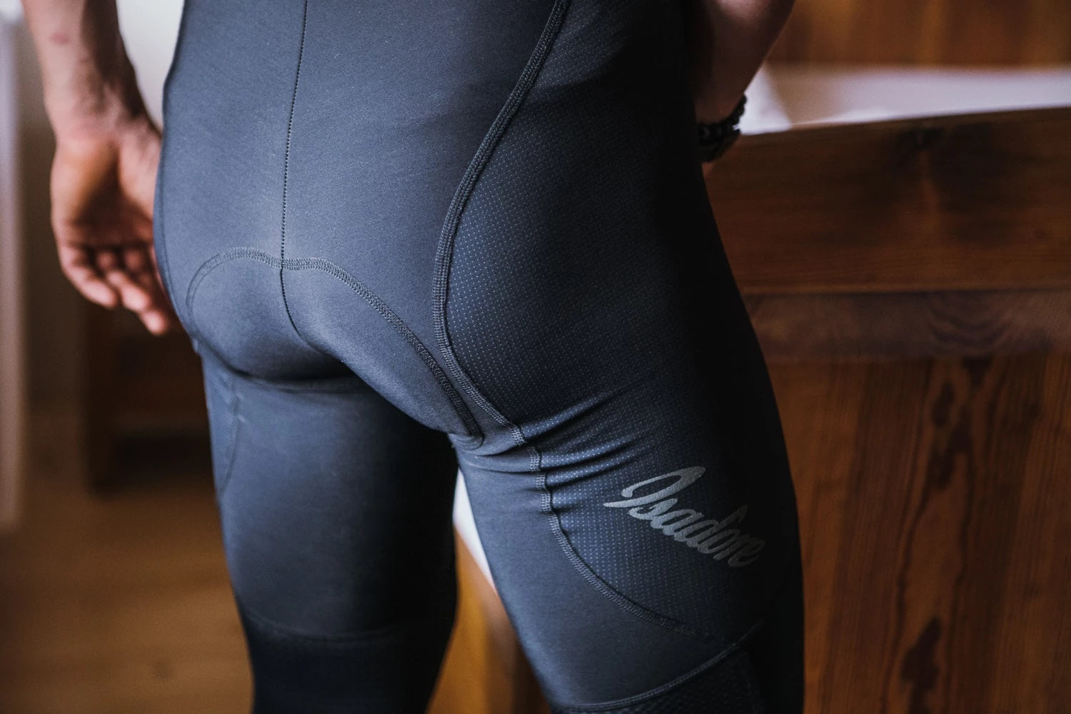Cycling Bib Tights With Chamois