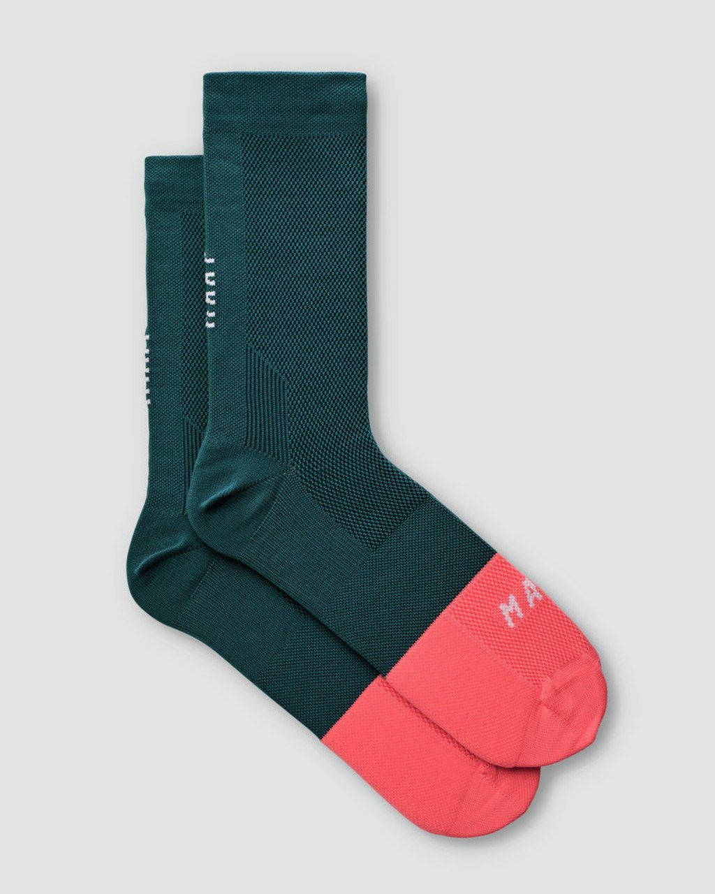 Division Sock - Dark Teal
