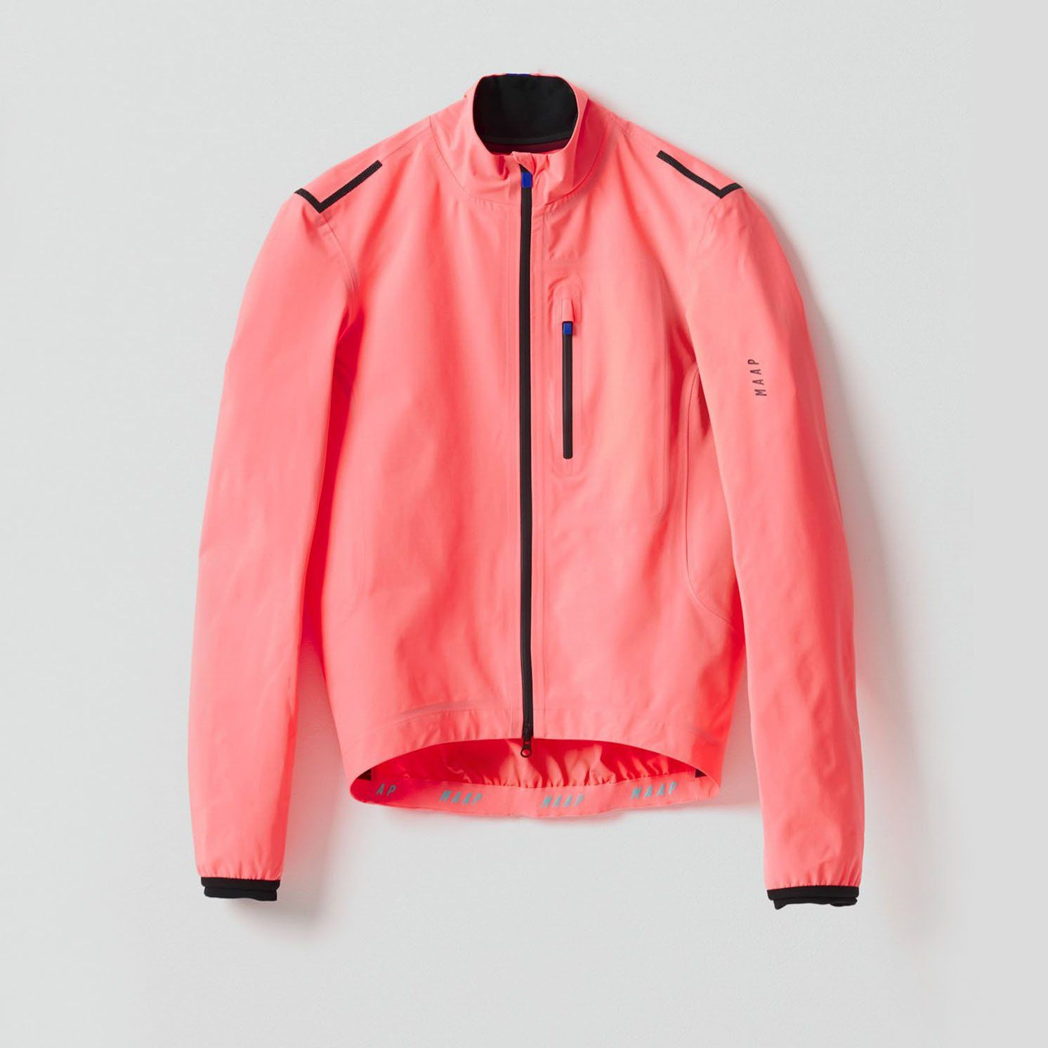 Women's Ascend Pro Rain Jacket - Light Coral