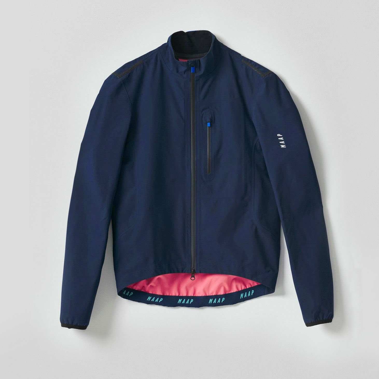 Women's Ascend Pro Rain Jacket - Navy