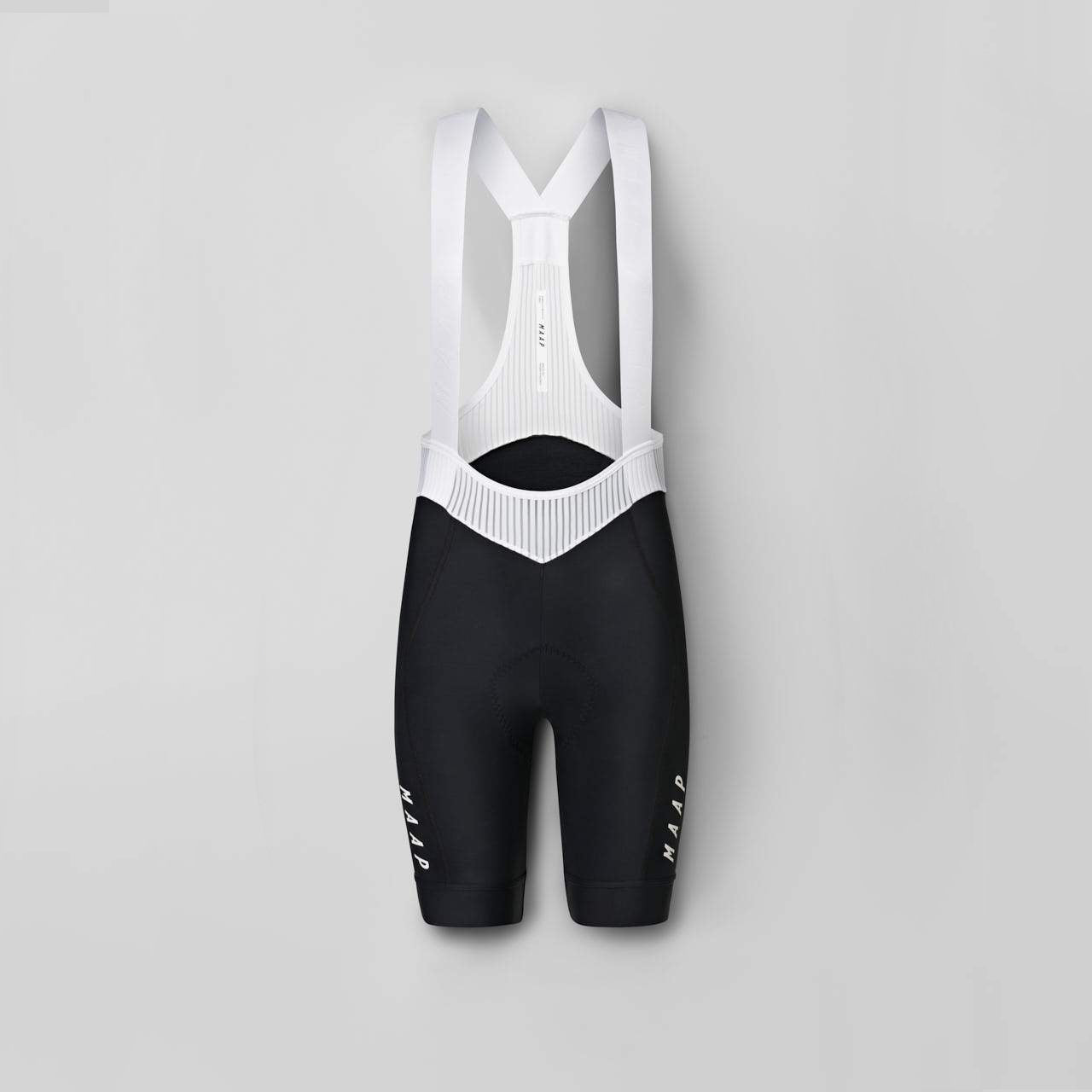 Women's Team Bib Evo - Black/White