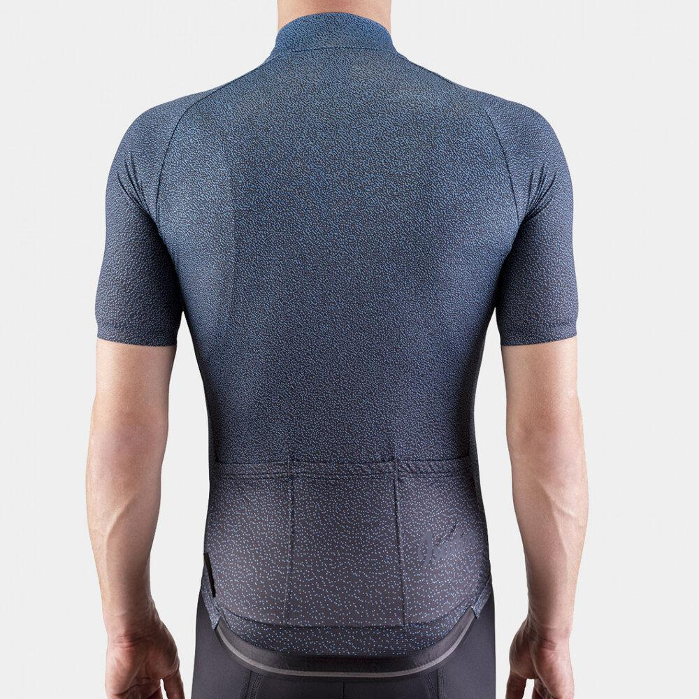 Alternative Cycling Jersey - Turquoise Cycling Jersey Isadore