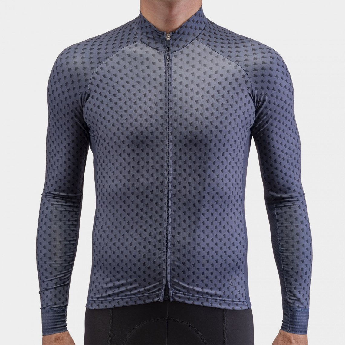 Alternative Long Sleeve Light Jersey - Mood Indigo Cycling Jersey Isadore XS