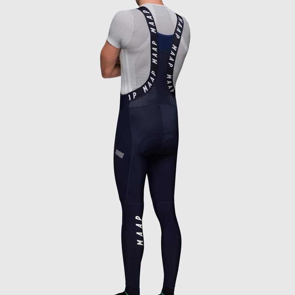 Apex Deep Winter Tight - Navy Bib Tights MAAP