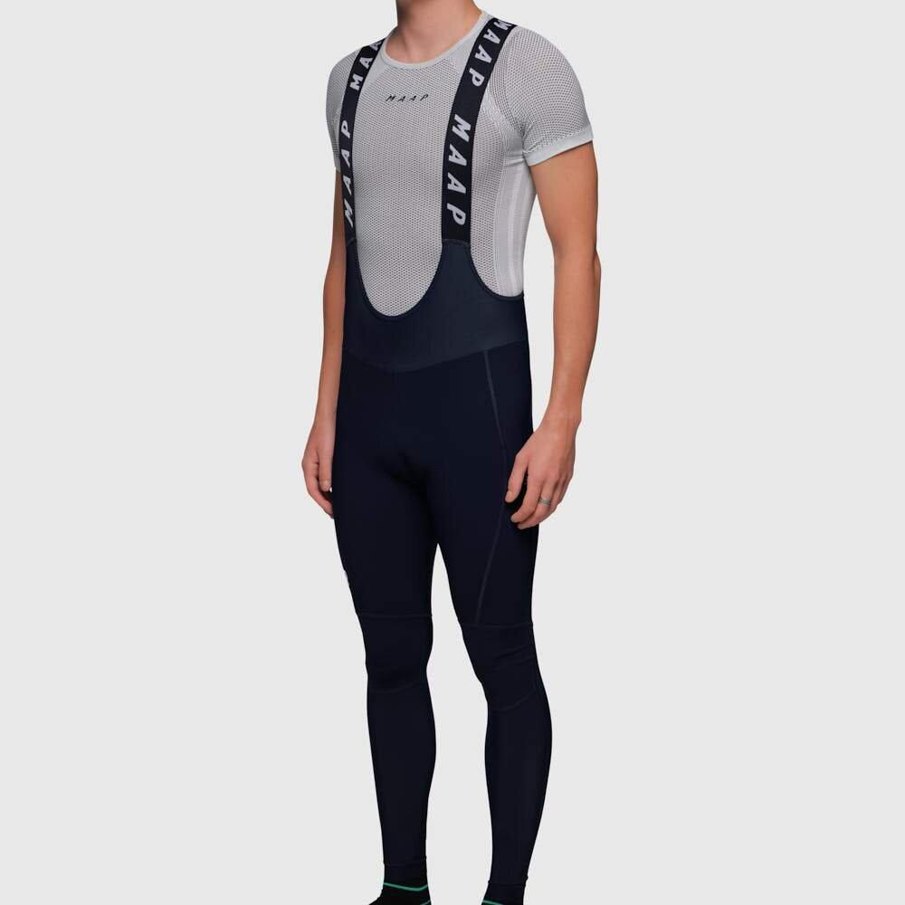 Apex Deep Winter Tight - Navy Bib Tights MAAP XS