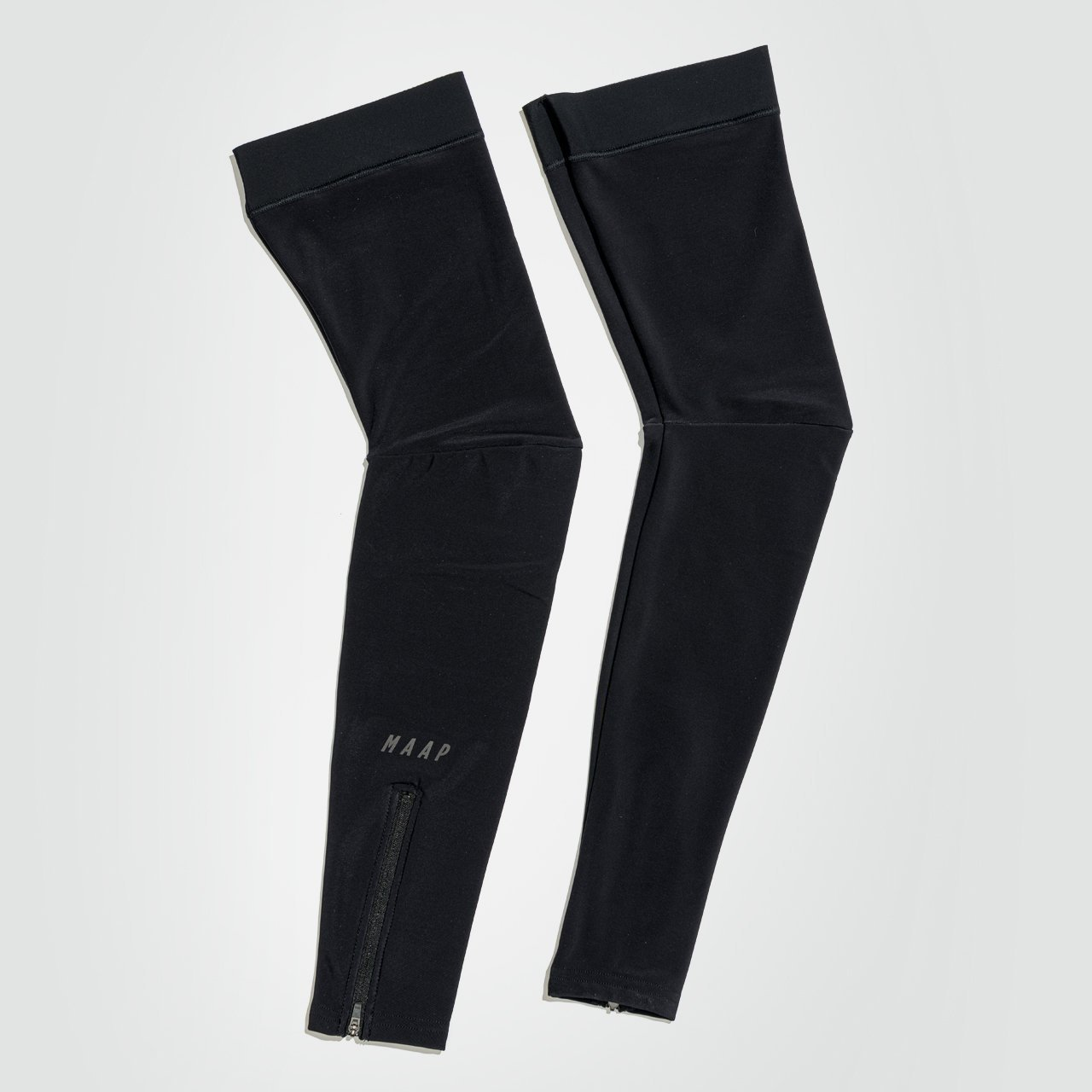 Base Leg Warmers - Black Leg Warmers MAAP S