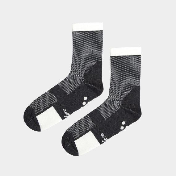 Climber's Socks - Black Cycling Socks Isadore