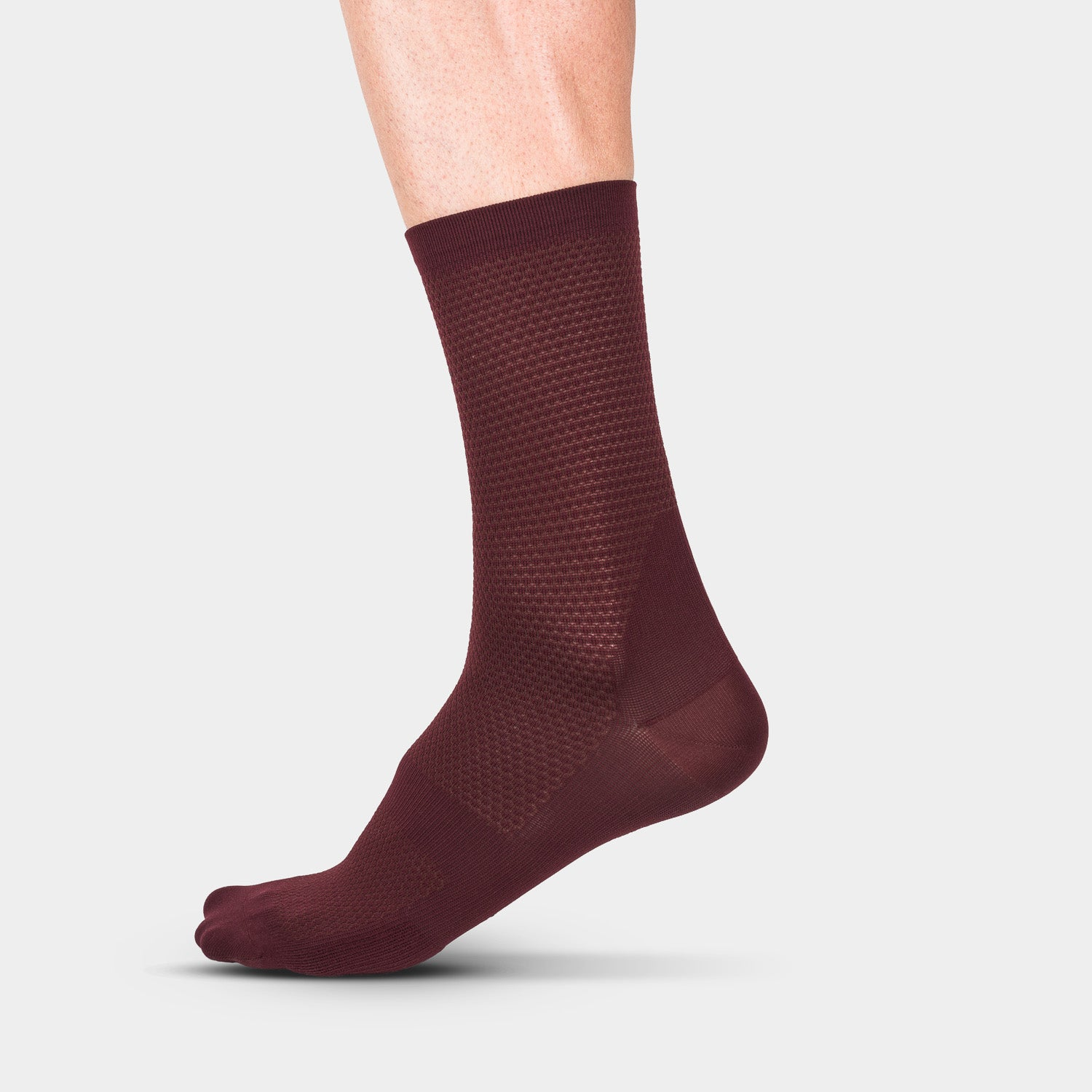 Echelon Socks - Fired Brick
