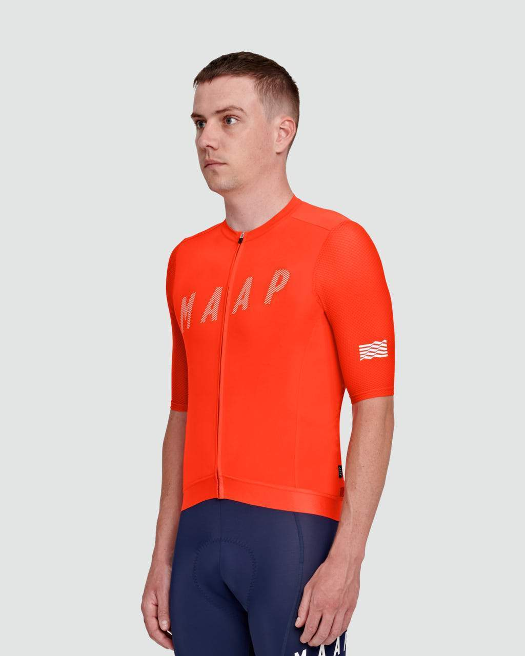 Echo Pro Base Jersey - Chili Cycling Jersey MAAP