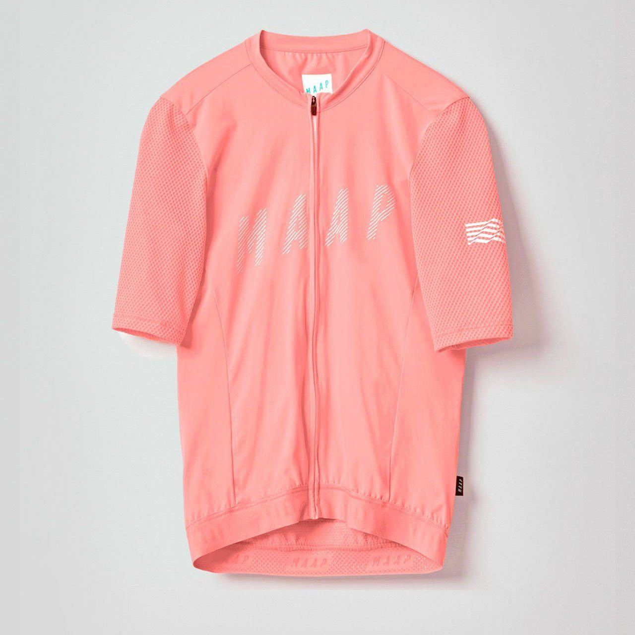 Echo Pro Base Jersey - Light Coral Cycling Jersey MAAP XS
