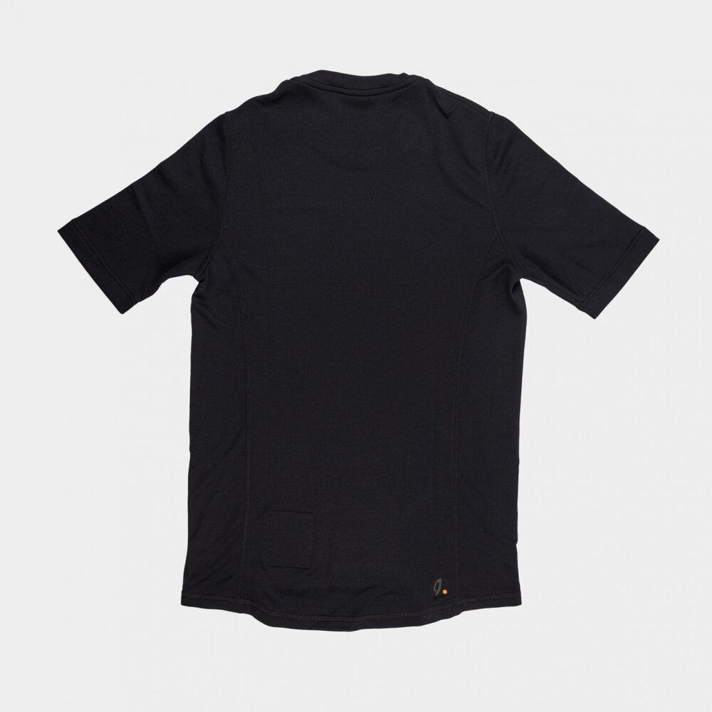 IAR T-Shirt - Anthracite Black T-Shirt Isadore