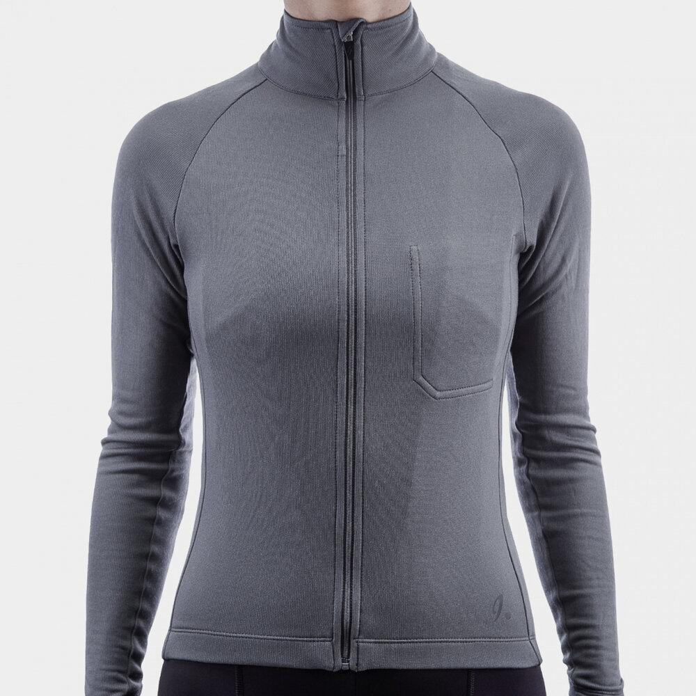 Isadore Women's Long Sleeve Jersey - Turbulence Cycling Jersey Isadore XXS