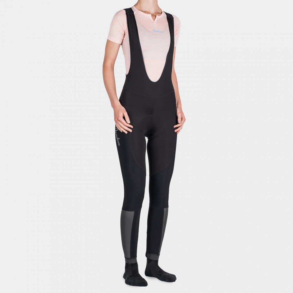 Isadore Women's Medio ThermoRoubaix Tights Bib Tights Isadore XXS